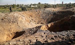 اسرائیلی فوج کا 'حماس کی سرنگ' کو تباہ کرنے کا دعویٰ