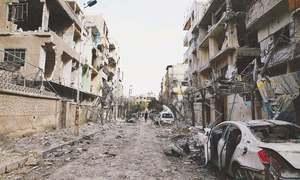 شامی میدان پر مفاد پرستوں کی لڑائی ختم ہونا مشکل کیوں؟