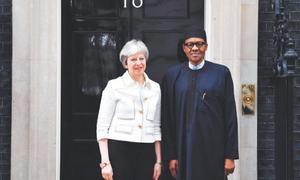 May seeks Commonwealth trade boost as final Brexit talks begin