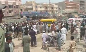 بچی کے 'ریپ'، قتل کے خلاف احتجاج، پولیس کی فائرنگ سے ایک شخص ہلاک