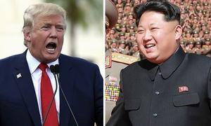 US and N. Korea talks 'at highest levels' but not between Trump and Kim, says White House
