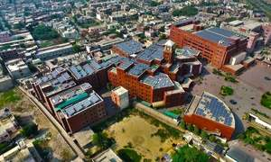 University of Central Punjab inaugurates its own solar power plant