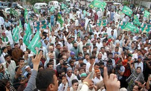 مسلم لیگ (ن) سندھ کے صدر کو عہدے سے ہٹا دیا گیا
