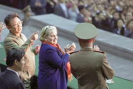 American visitors to North Korea: a history