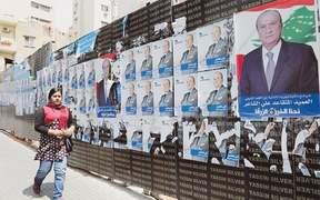Election fever hits Lebanon, nine years since last legislative vote