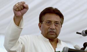 پرویز مشرف نے عمران خان کو اتحاد کی دعوت دے دی