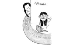 Cartoon: 20 April, 2018