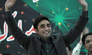 Bilawal says dynastic politics forced on PPP