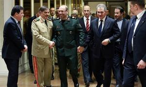 Iran, Iraq, Syria, Russia hold 'anti-terrorism' meet