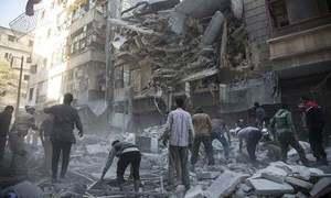 UN official calls for bringing Syria war criminals to book
