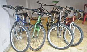Bicycle service at University of Peshawar soon