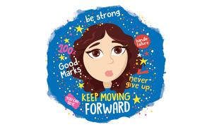 Story Time: Keep moving forward