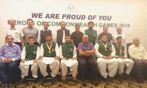 No POA, govt role in grooming CWG medal winners, says Arif Hasan