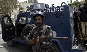 کراچی:پولیس مقابلہ، ایک اہلکار جاں بحق، ایس ایچ او سمیت دو زخمی