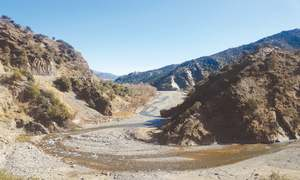 THE COLD EMPTINESS OF S. WAZIRISTAN
