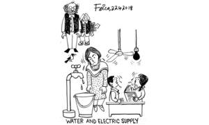 Cartoon: 22 April, 2018