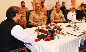 US praises Pakistan's civilian control