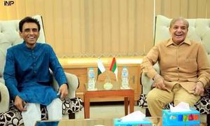 Shahbaz sounds out MQM-P, ANP on poll adjustment