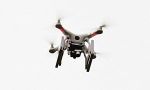 S. Arabia working on drone regulation after toy hovers near palace
