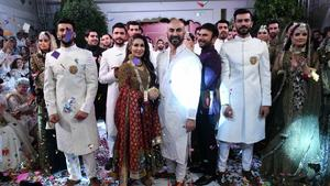 HSY celebrates 24 years with a solo show in old Lahore