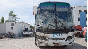 32 Chinese tourists killed in North Korea bus accident