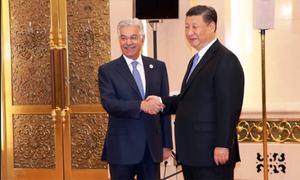 Pakistan, China pledge to work for regional stability through SCO