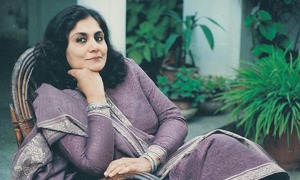Madeeha Gauhar, the original restless soul seeking new watering holes for her artistic thirst