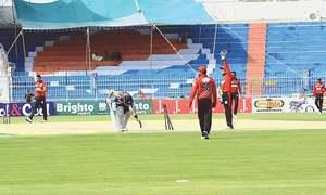 Farhan ton inspires Punjab home in high-scoring tie
