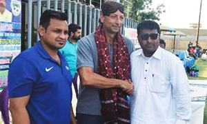New Pakistan football coach Nogueira calls for time and patience