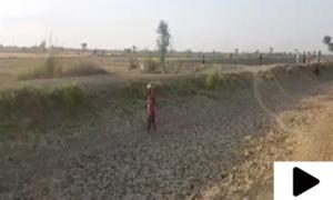 راجن پور کے علاقے پچادہ میں پینے کے پانی کی قلت