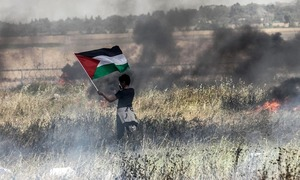 Gaza is about to explode, warns UN official