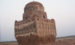 HERITAGE: THE CRUMBLING TOMBS OF TILLA SHAH
