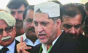 بلوچستان کی ترقی کیلئے اختر مینگل کی بلوچ عوام سے متحدہ ہونے کی اپیل