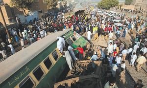 Railways' failure to meet public expectations