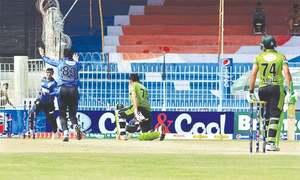 Ton-up Abid helps FA whip listless Sindh