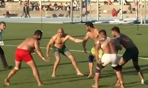 Pakistan kabaddi team gets a helping hand from Indian origin players