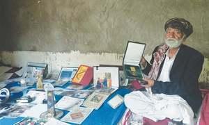 Meet Quetta's beleaguered folk singer