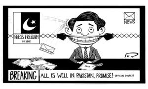Cartoon: 3 May, 2018