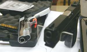 Ban on arms licences lifted