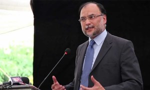 PTI moves to get Ahsan Iqbal disqualified