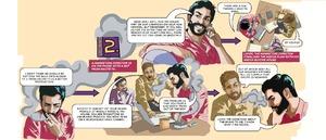 Four sleazy kickback scenarios