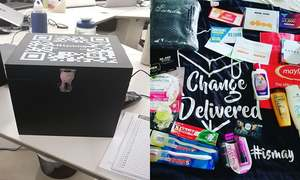 Yayvo delivers change across Pakistan with #IsMay subscription boxes