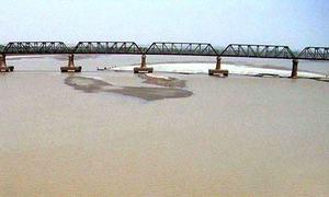 پانی کی ہنگامی صورت حال، سندھ اور اداروں میں تلخ جملوں کا تبادلہ