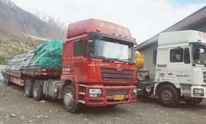 تاجروں کا احتجاج، پاک-چین سرحد پر تجارت متاثر