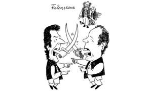 Cartoon: 6 May, 2018