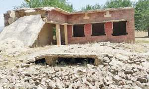 Two girls' schools hit by bomb explosions in North Waziristan