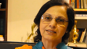 All creative works should be free of ideology: renowned poet Yasmeen Hameed