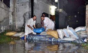 خیبر پختونخوا، فاٹا میں طوفانی بارشوں سے 14 افراد جاں بحق