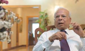 'If you have the right person on the right job, that addresses 50 per cent of the problem': Ishrat Husain