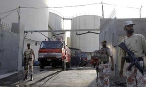 کیماڑی ٹرمینل پر آئل کمپنیوں کو کام سے روک دیا گیا